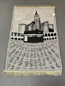 Interfaith Prayer Rug